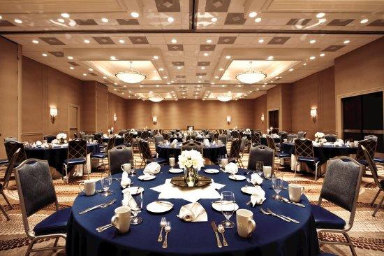 Hilton Durham near Duke University: Trinity Ballroom