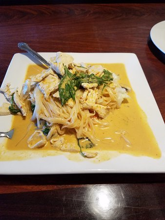 Best Thai Food Salem Oregon
