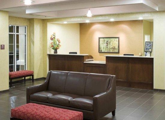 Homewood Suites by Hilton Clovis: Lobby