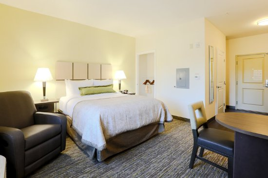 Auburn, ألاباما: Room View