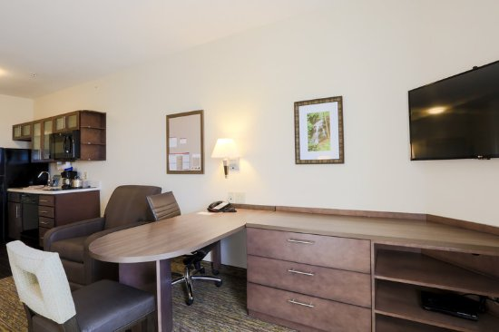 Auburn, ألاباما: Guest Room