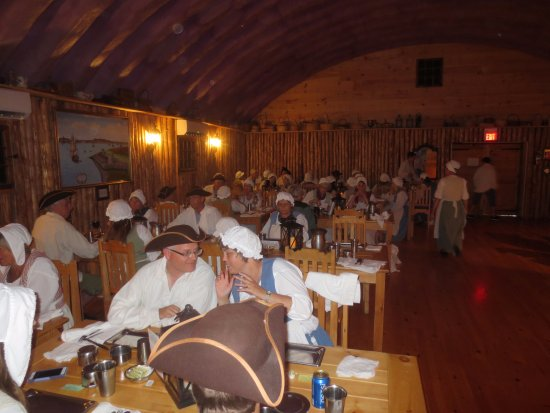 Beggar's Banquet: Place holds about 90. This was a Wednesday