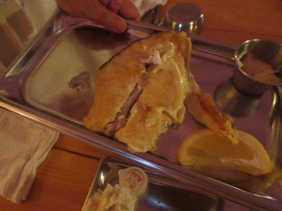 Beggar's Banquet: The halibut!!