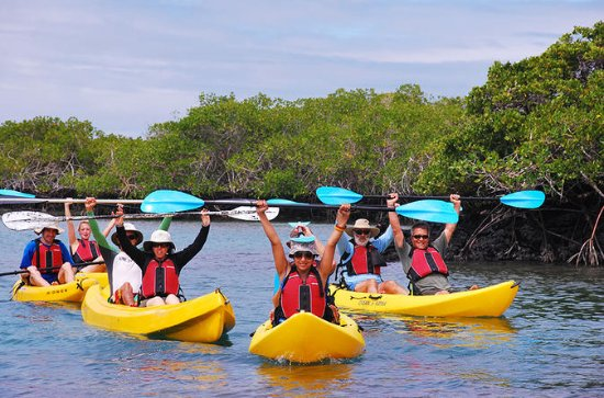 Galapagos Adventure Tour: San...
