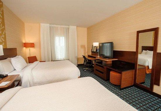 Athens, Алабама: Queen/Queen Guest Room