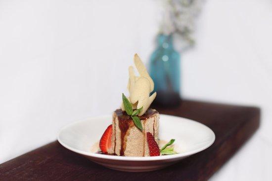 Pins on Lurline: Toblerone Cheesecake