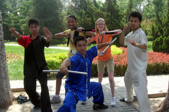 Small Group Tai Chi or Kung Fu Class...