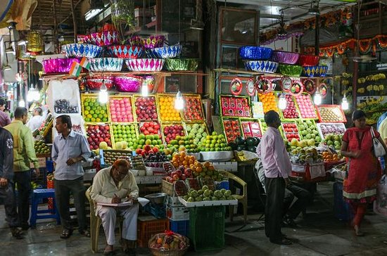 3-Hour Walking Tour of Mumbai Bazaars