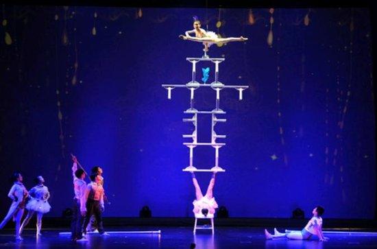 Shanghai Dinner and Acrobatics Show...