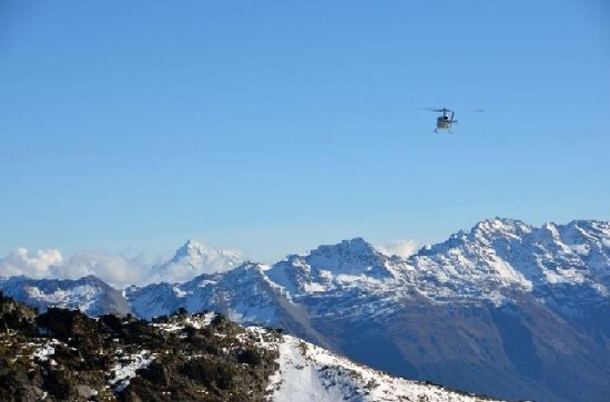 Untouched Backcountry Helicopter Tour...