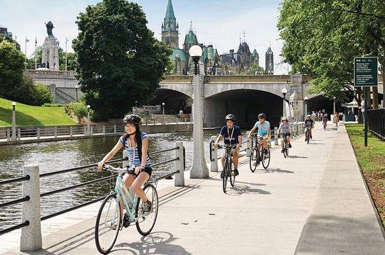Ciclismo en la capital de la nación