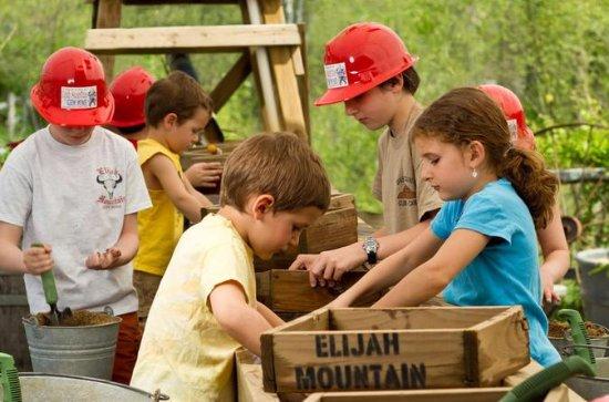 Elijah Mountain Gem Mine in