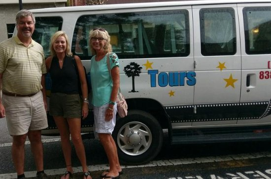 Pat Conroy's Beaufort Tour by Bus