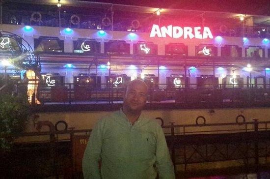 Cairo Nile river cruise night tour