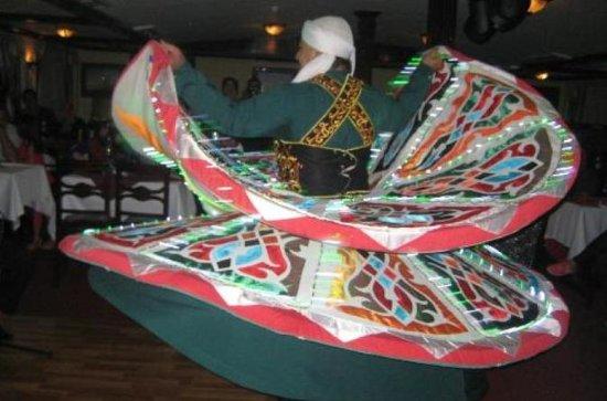 Suffi dance at Islamic Cairo
