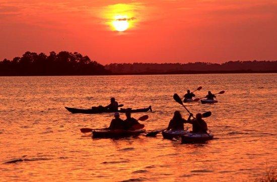 Wilmington's Sunset Kayaking Adventure