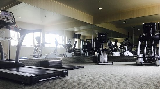 Holiday Inn Express Fort Bragg: Fitness Center