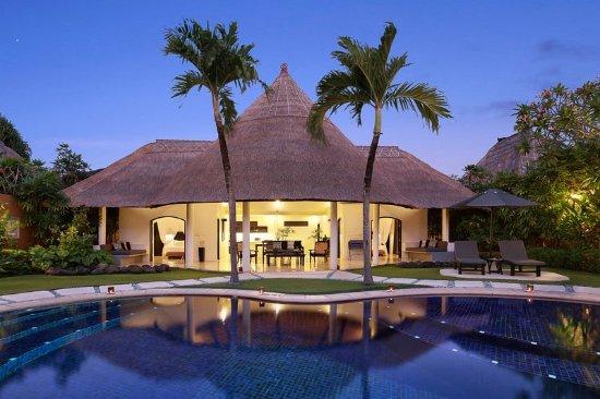 The Villas Bali Hotel & Spa: Bedroom Villas