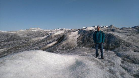 Kangerlussuaq, Groenlandia: ICECAP