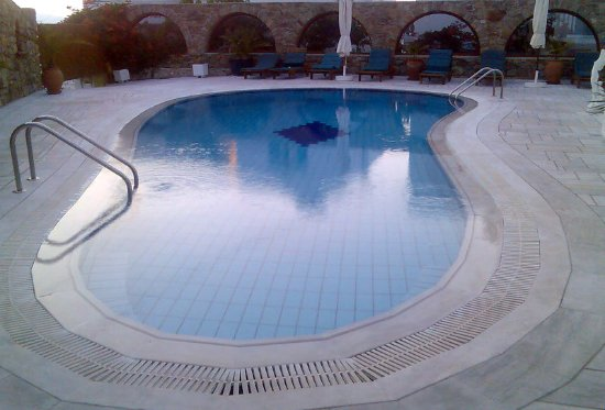 Hotel zannis bewertungen fotos preisvergleich mykonos for Swimming pool preisvergleich