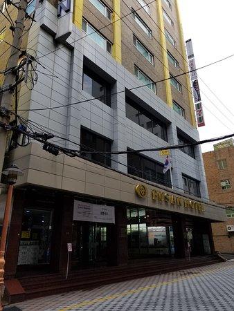 Busan Tourist Hotel: 20170711_072058_large.jpg