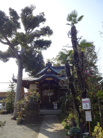 Ubuchiyoinari Shrine