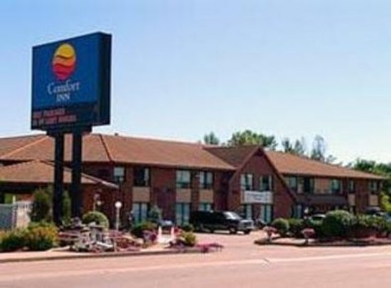 The newly renovated Comfort Inn Pembroke!