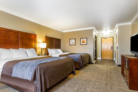 Fortuna, CA: Guest Room