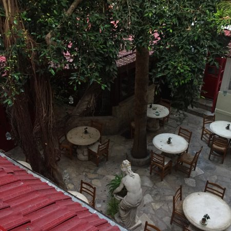 Kiniras Hotel: ❤️magic