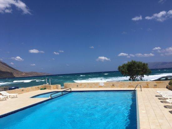 Gramvousa, Greece: Magique