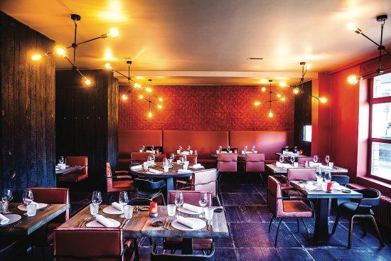 Groot-Bijgaarden, België: Restaurant