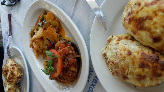 Agios Prokopios, กรีซ: Spiros Restaurant