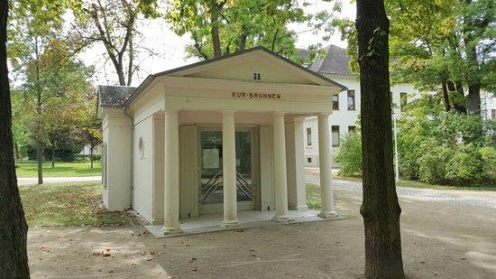 Schönebeck, Alemania: Kurtrinkbrunnen