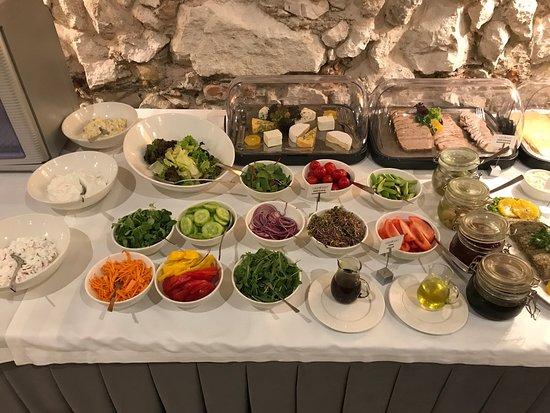 Hotel Unicus: Breakfast Buffet
