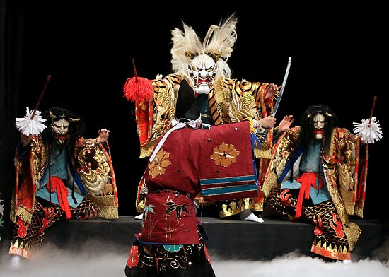 Hiroshima Kagura Regular Performances