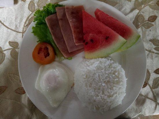 Tagaytay Haven Hotel: Food