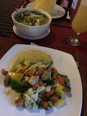 سونا لونج بوتيك فيليدج آند ريزورت: My included meal, amazing!