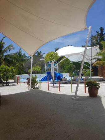Holiday Inn Resort Kandooma Maldives Picture Of Holiday