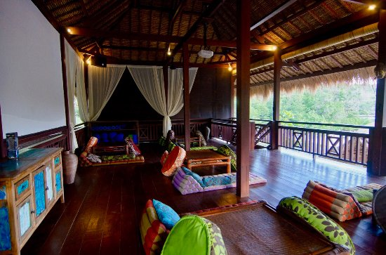 Nusa Ceningan, Indonesia: The lounge