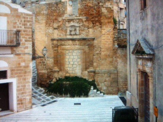 Salemi, Italie : Scorcio ......