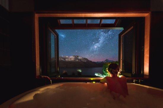 โรงแรมอาซูร์: Magic starry night in the privacy of your villa