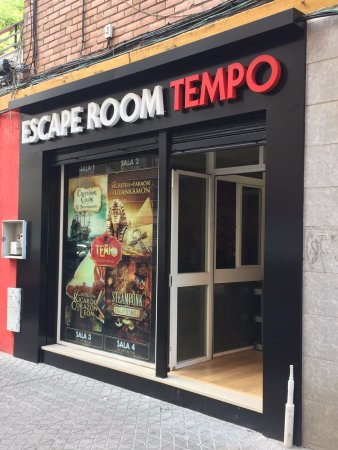 Escape Room Tempo