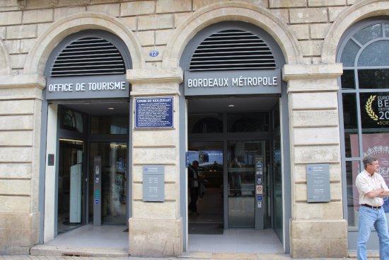 Office de tourisme de bordeaux picture of office de tourisme de bordeaux bordeaux tripadvisor - Office tourisme de bordeaux ...