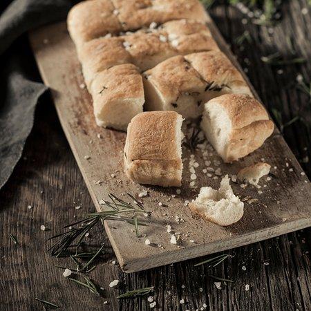 Elspeet, Holandia: Breekbrood rozemarijn zeezout