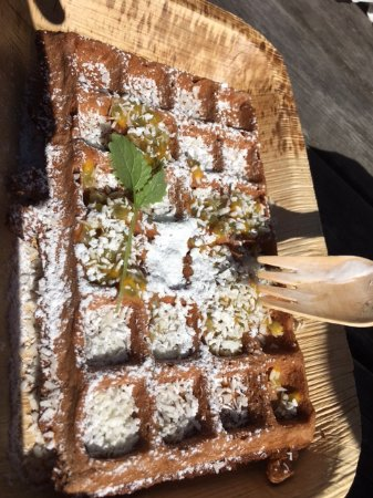 Oxelosund, Sweden: chocolate and coconut