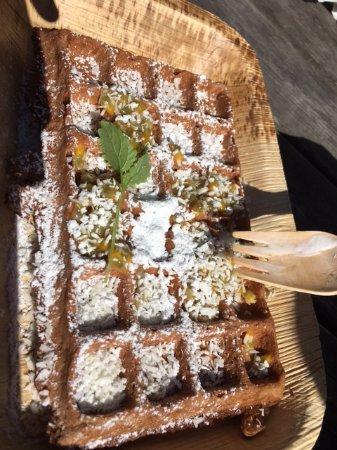 Oxelosund, Svezia: chocolate and coconut