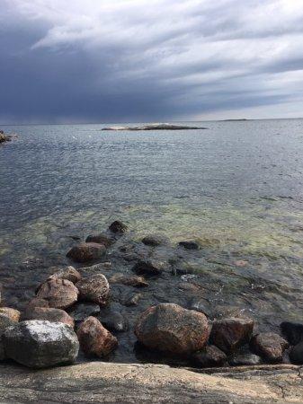 Oxelosund, Svezia: short walk for this view