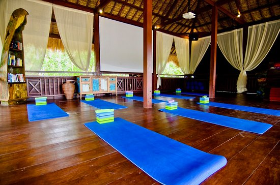 Nusa Ceningan, Indonesia: The Yoga Shala