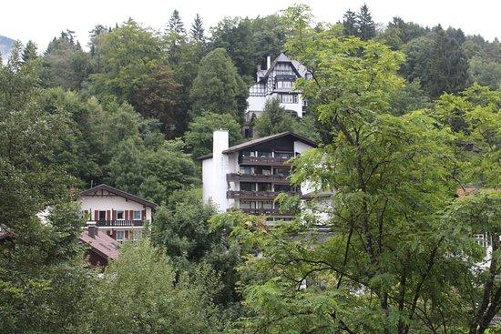 Mercure Hotel Garmisch-Partenkirchen لوحة