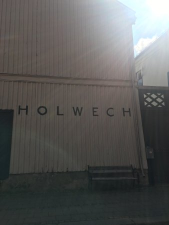 Fredrikstad, Norway: Holwech